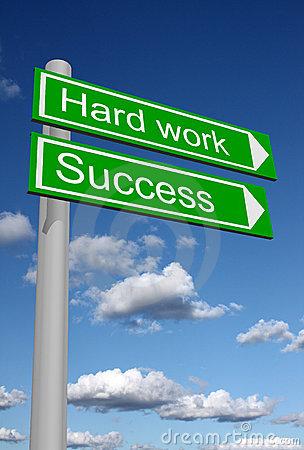 Chăm chỉ quyết định thành công