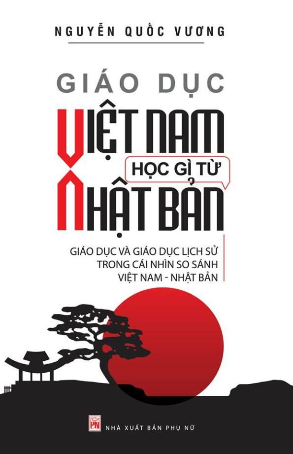 sách giáo dục việt nam học gì từ nhật bản - Nguyễn Quốc Vương - Vikwi cho thuê sách