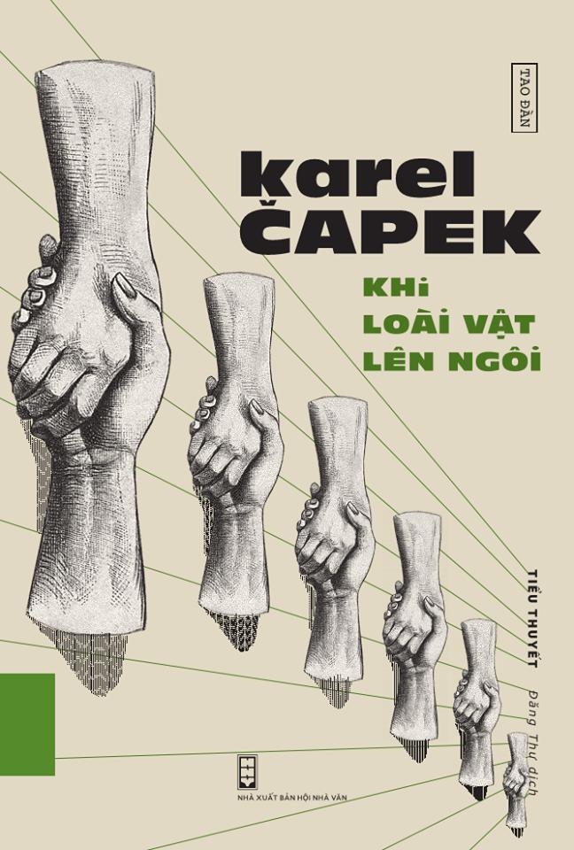 Khi loài vật lên ngôi – Karel Capek