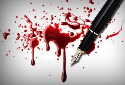 """Truyện ngắn """"bút máu"""" của nhà văn Vũ Hạnh"""