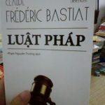 Luật pháp: Claude Frédéric Bastiat