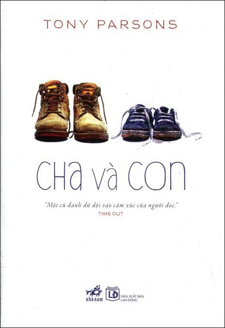 Sách Cha và Con: Khi yêu một người ta phải làm gì?