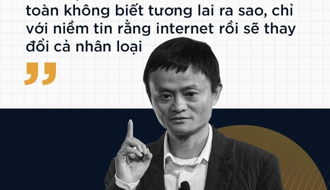 Jack Ma: Tên lừa đào, gã khùng, kẻ mộng mơ cuồng điên