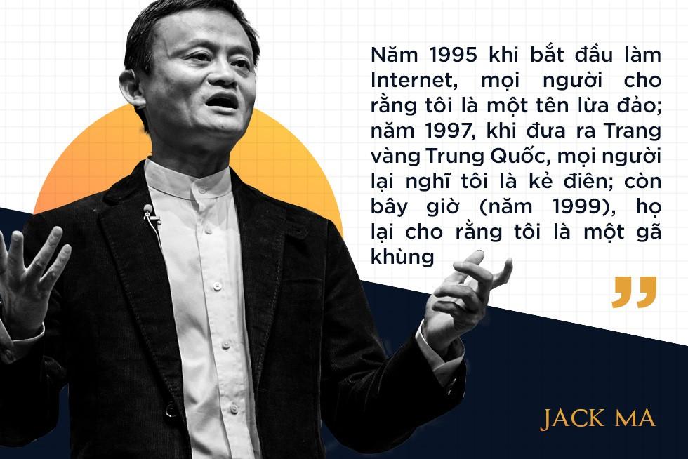 Jack Ma: Tên lừa đào, gã khùng, kẻ mộng mơ cuồng điên - Ảnh 8