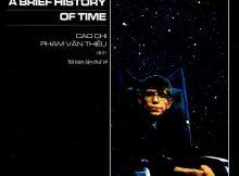 Review - Giới thiệu sách: Lược sử thời gian