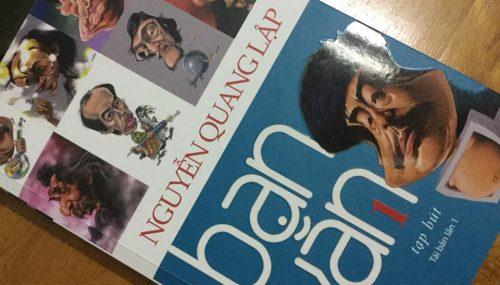 Bạn văn – Nguyễn Quang Lập: chân dung của nhiều nhà văn Việt